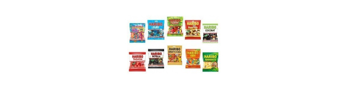 Mini Haribo
