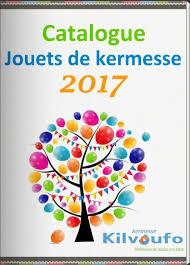 Catalogue pour la kermesse 2017