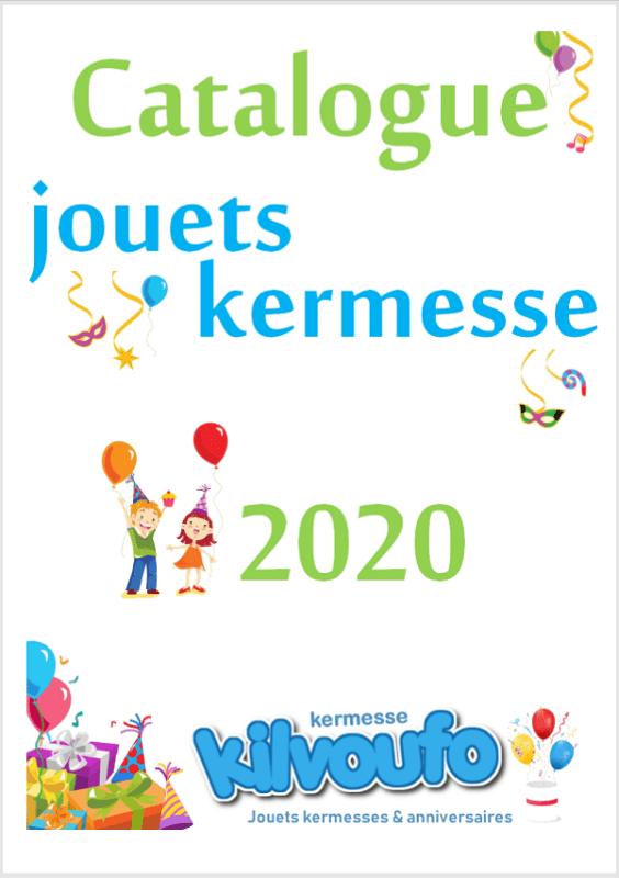 Catalogue pour kermesses et fêtes
